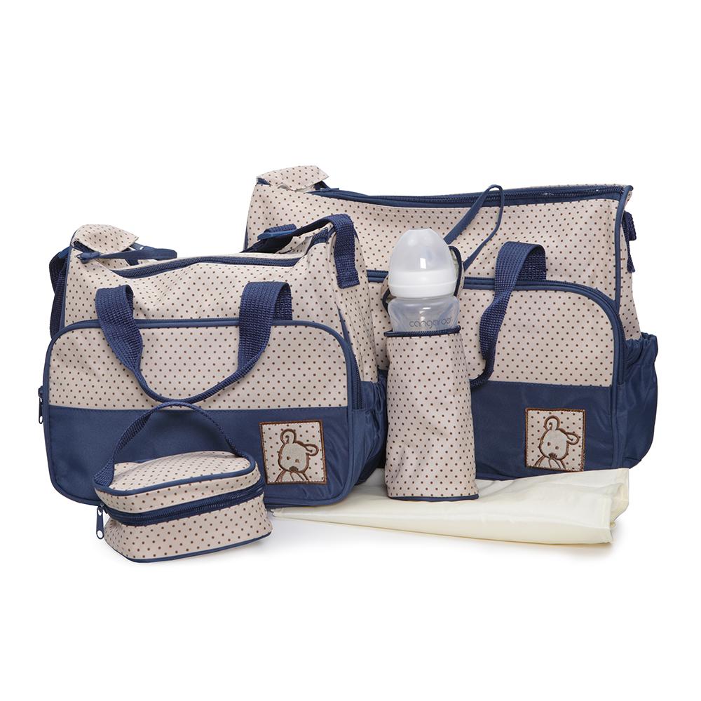 Geanta pentru mamici Mama Bag Stella Navy