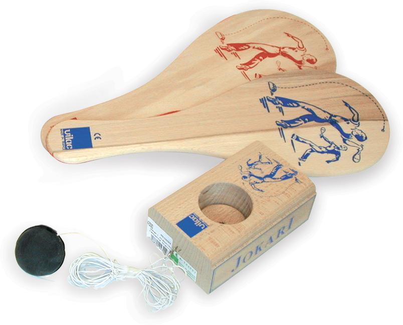 Jokari din lemn