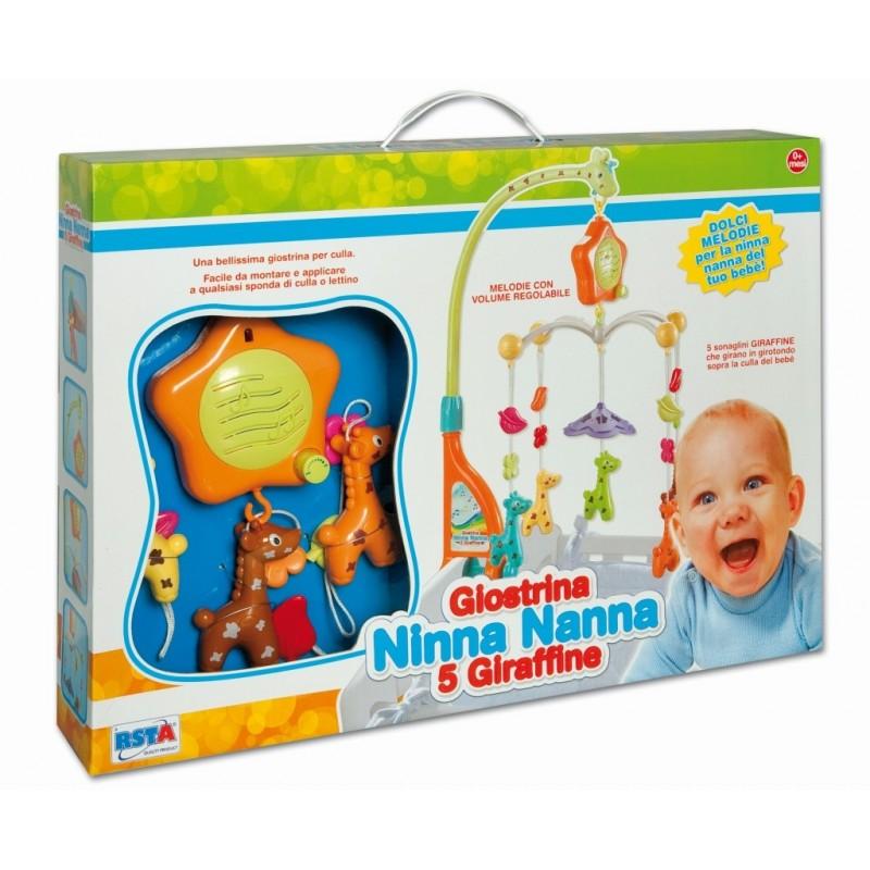 Jucarie pentru bebelus carusel muzical