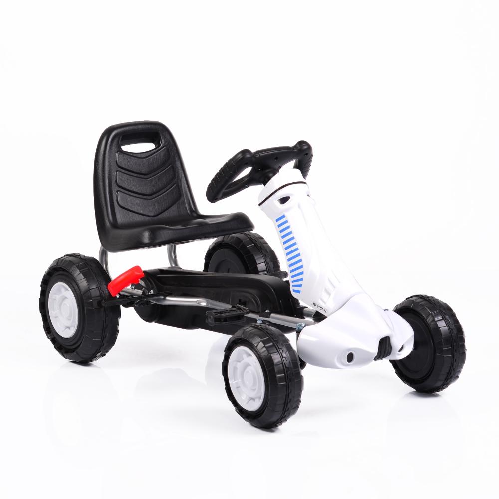 Kart cu pedale pentru copii Byox Skywalker imagine