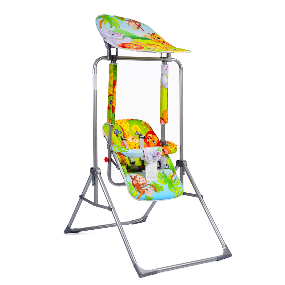 Leagan de gradina Garden Swing Funny Green