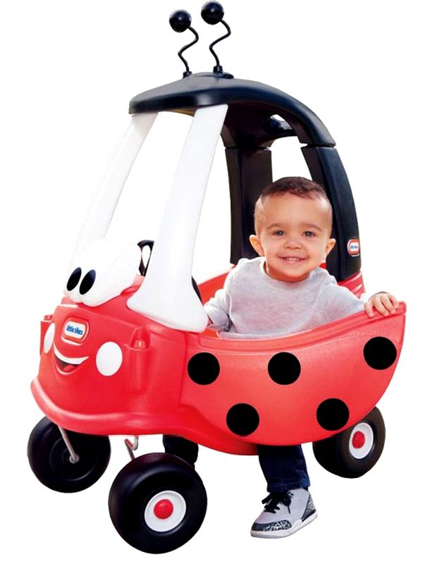 Masinuta LadyBird Coupe Little Tikes
