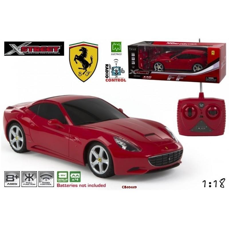 Masinuta Ferrari Cu Telecomanda