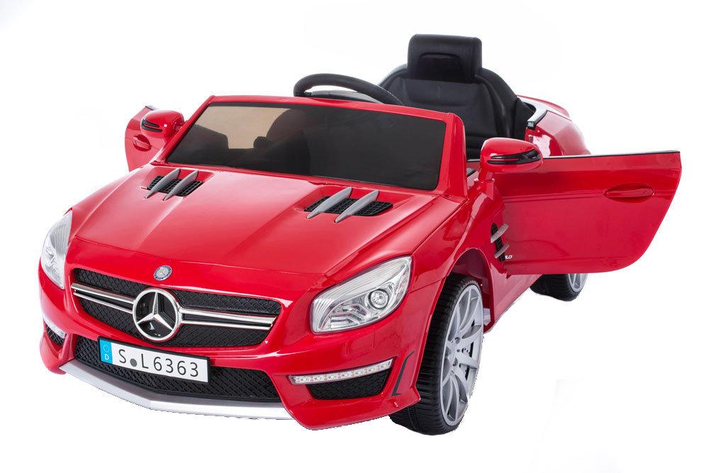 Masinuta Electrica Cu Telecomanda 2.4 Ghz Mercedes