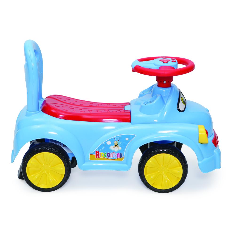 Masinuta fara pedale Ride on Car Go Blue