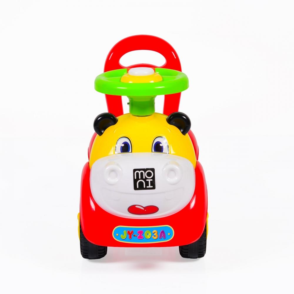 Masinuta fara pedale Super Car Red
