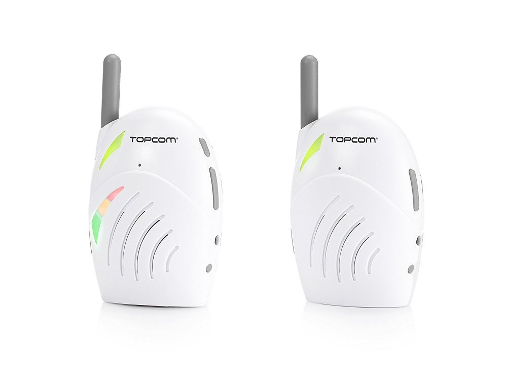 Interfon digital Topcom Babyphone 2.4 Ghz