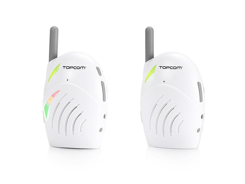 Interfon digital Topcom Babyphone 2.4 Ghz imagine