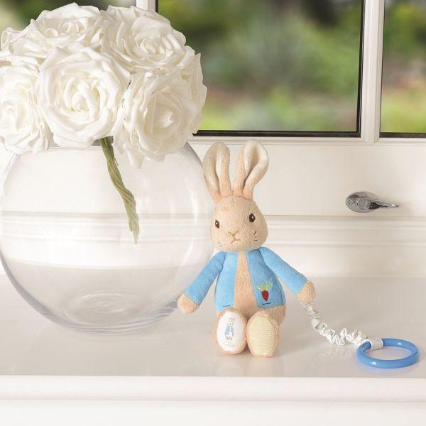 Jucarie din plus atasabila 20 cm Peter Rabbit