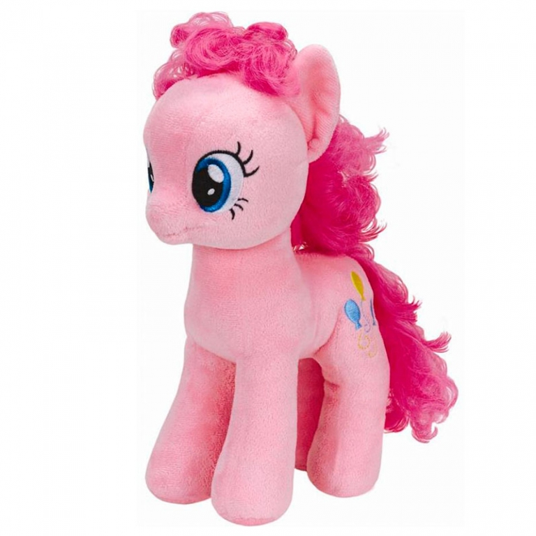 Plus licenta My Little Pony, PINKIE PIE (27 cm) - Ty