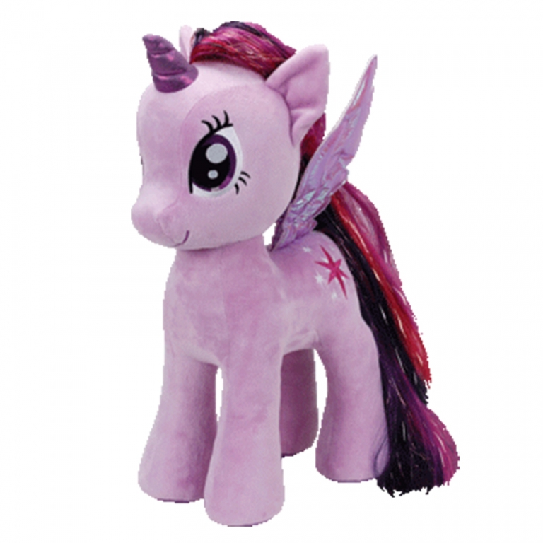 Plus licenta TWILIGHT SPARKLE My Little Pony (35 cm) - Ty