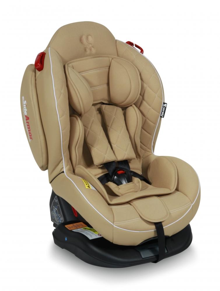Scaun auto 0-25 Kg Isofix Arthur SPS Beige Leather