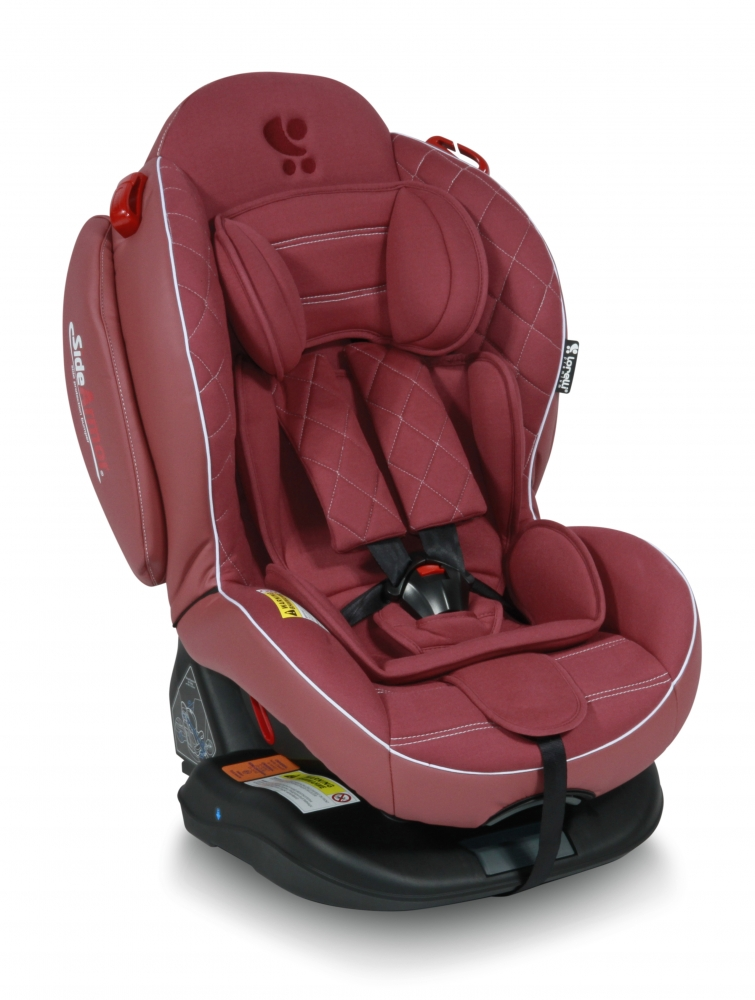 Scaun auto 0-25 Kg Isofix Arthur Sps Rose Leather