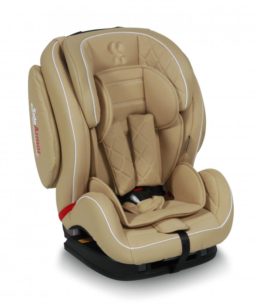 Scaun auto 9-36 Kg Isofix Mars Sps Beige Leather