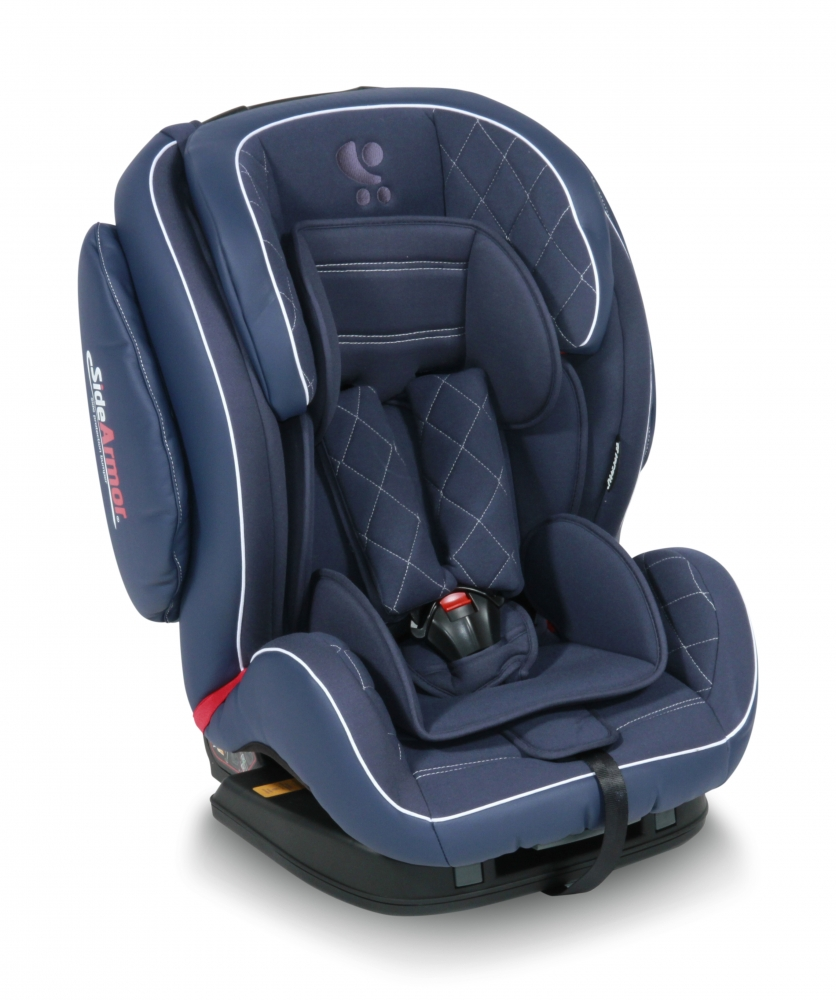 Scaun Auto 9-36 Kg Isofix Mars Sps Dark Blue Leather