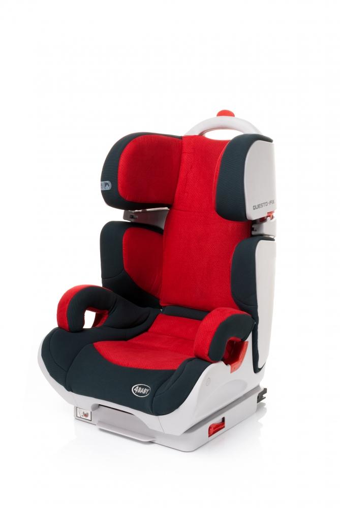 Scaun auto Questo-Fix 15-36 kg Red