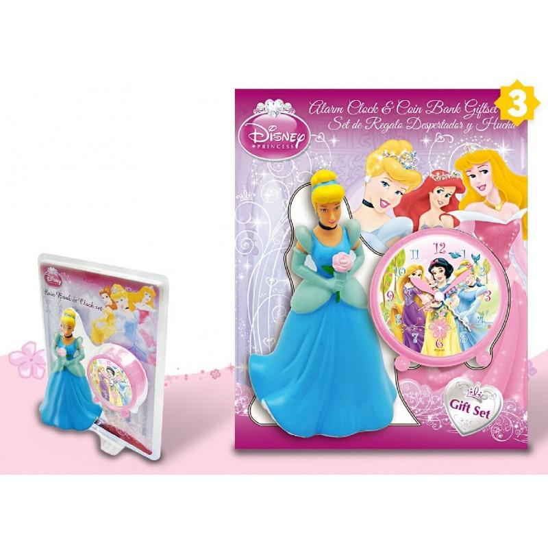 Set cadou ceas masa+pusculita Princess Cenusareasa