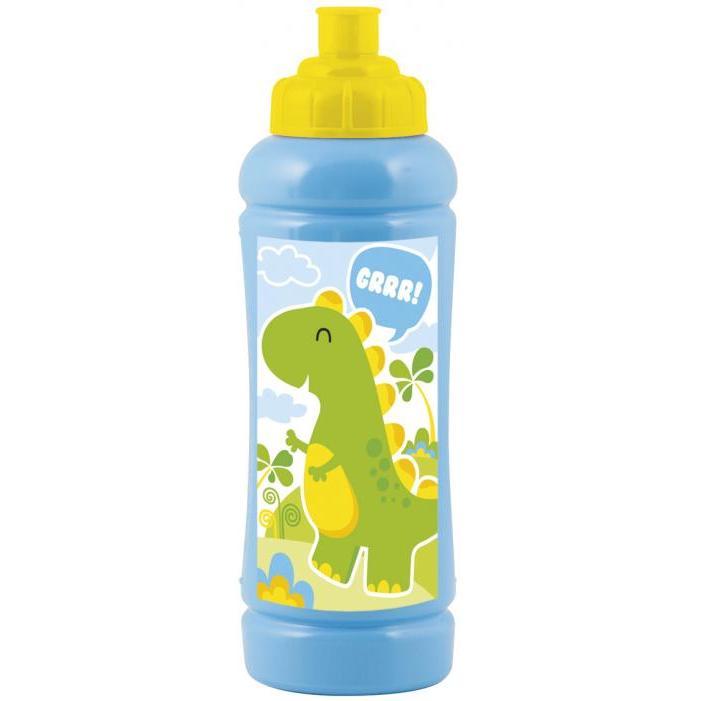 Sticla apa plastic Dinozaur Lulabi 8006900 din categoria Alimentatie de la Lulabi