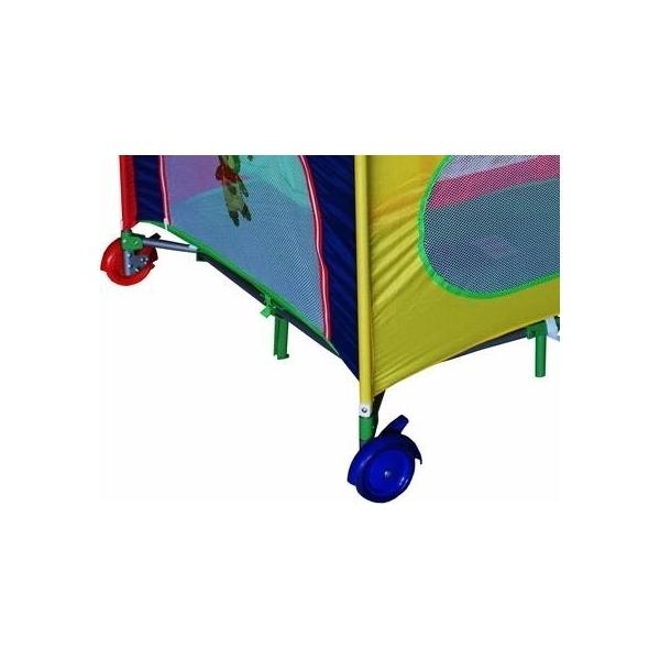 Tarc de joaca Arti LuxuryGo verde girafa imagine