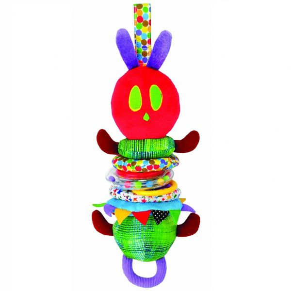 Jucarie interactiva 29 cm The Very Hungry Caterpillar - 2