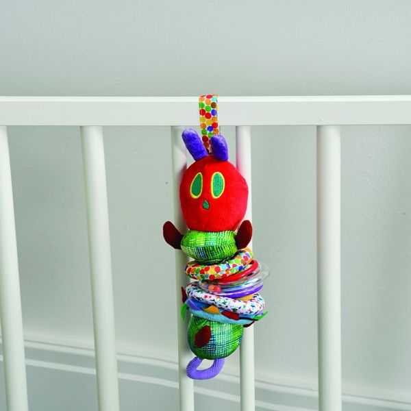 Jucarie interactiva 29 cm The Very Hungry Caterpillar - 1
