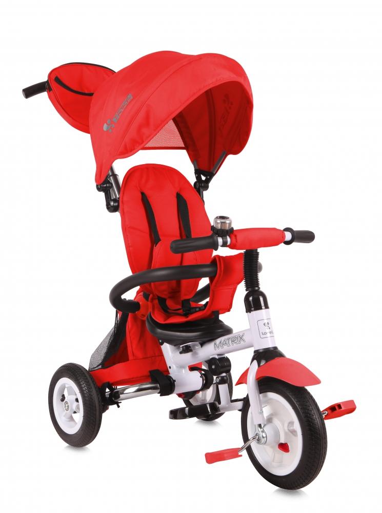 Tricicleta Matrix Air Red din categoria La Plimbare de la LORELLI