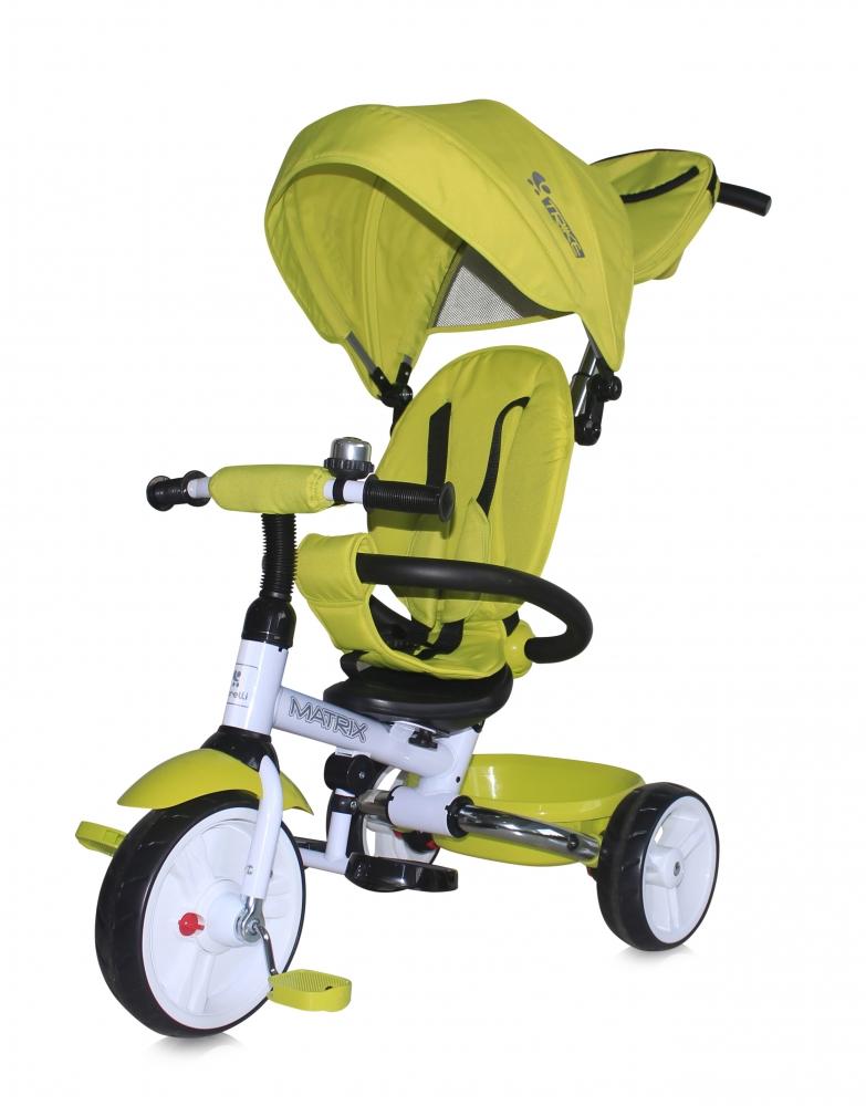 Tricicleta Matrix Light Green