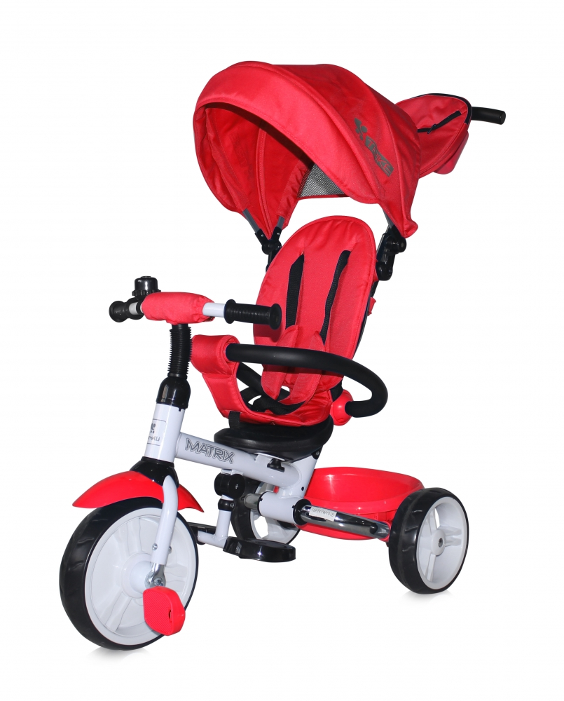 Tricicleta Matrix Red