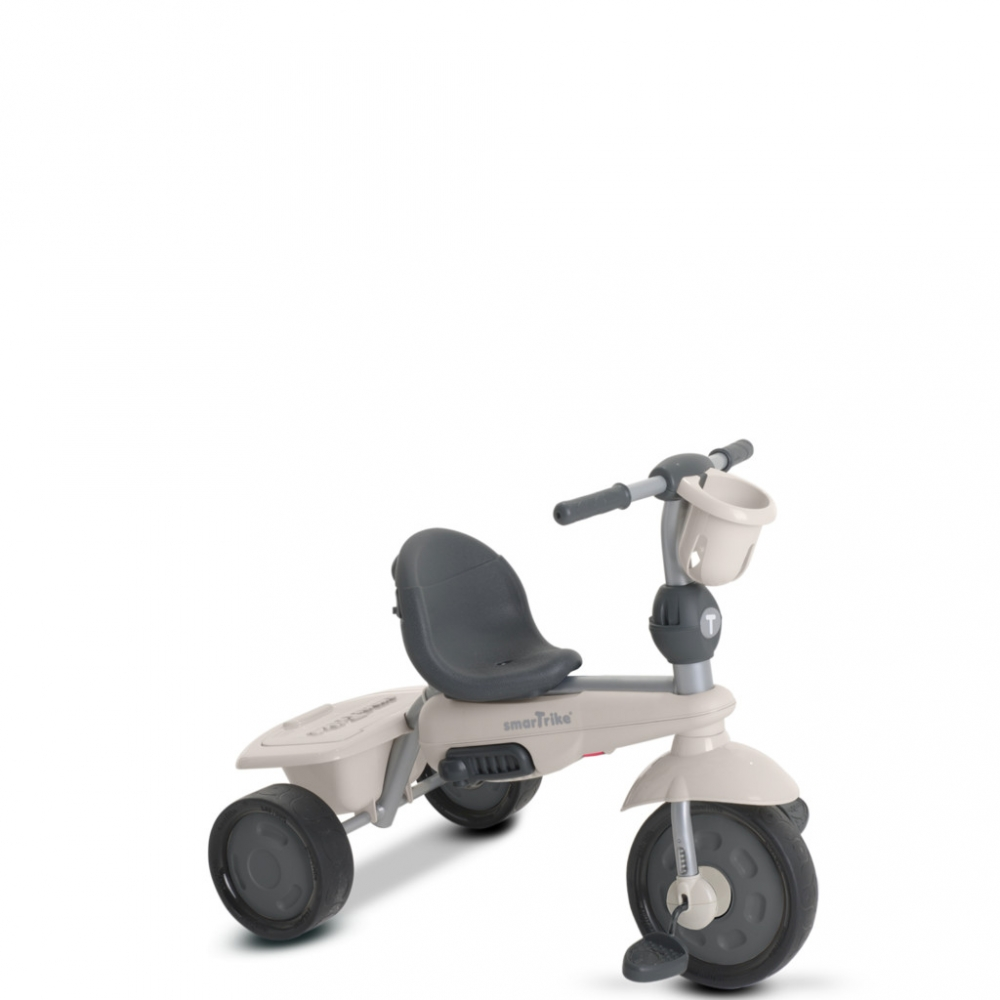 Tricicleta 4 in 1 Smart Trike Voyage Grey
