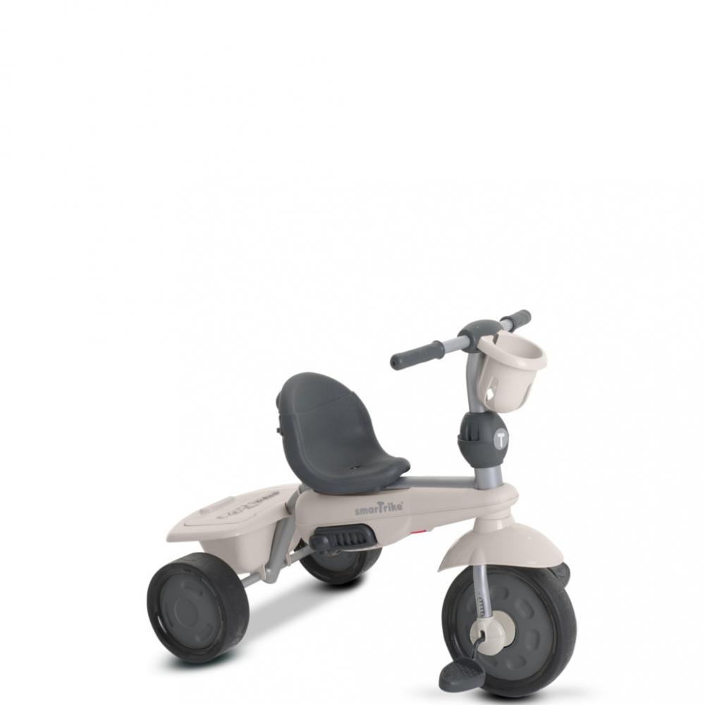 Tricicleta 4 in 1 Smart Trike Voyage Grey imagine