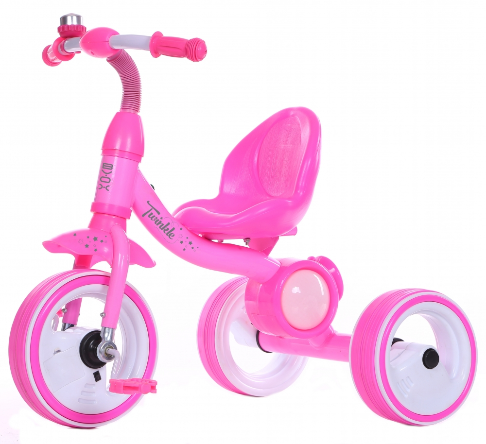 Tricicleta Byox Twinkle Pink