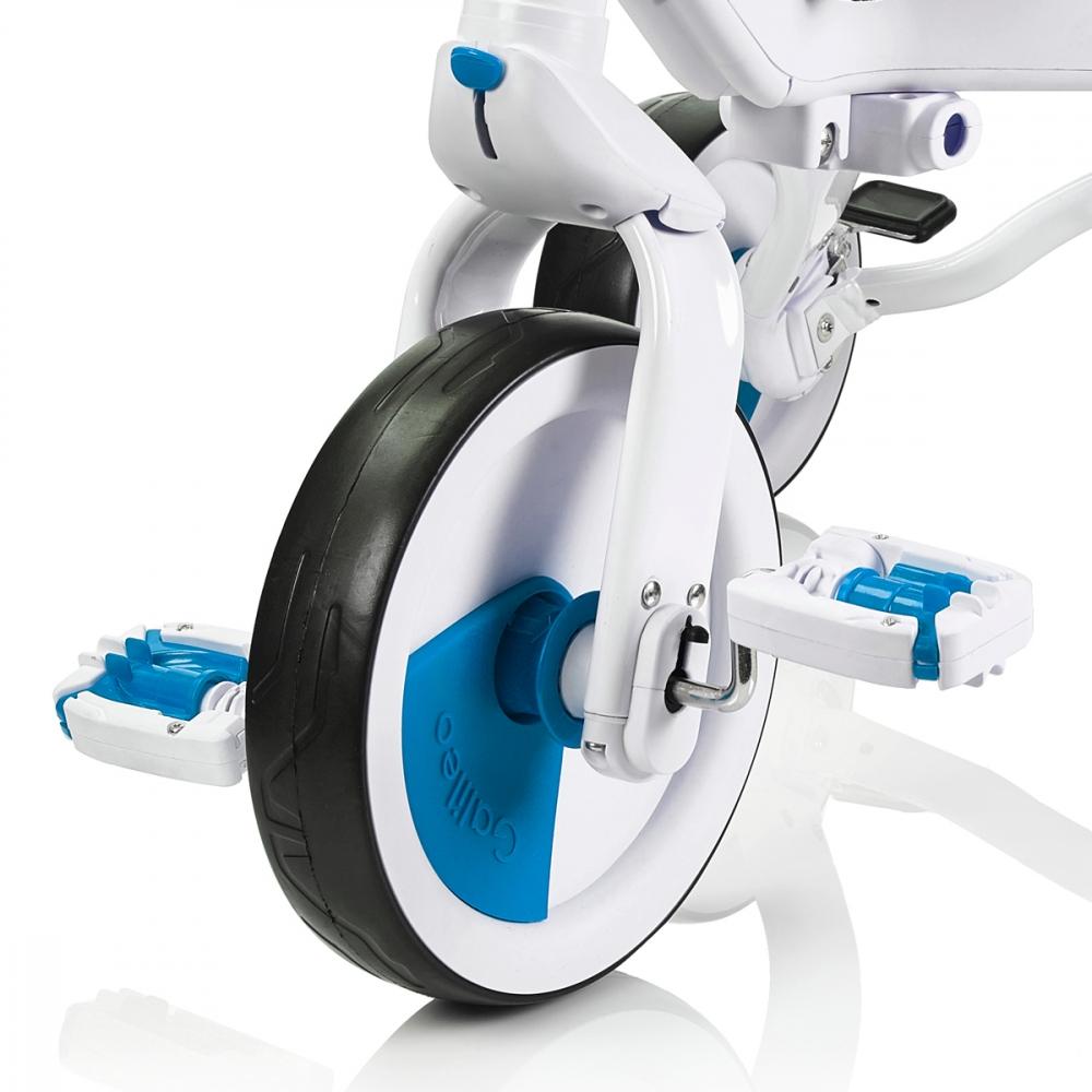 Tricicleta pliabila Galileo Albastra