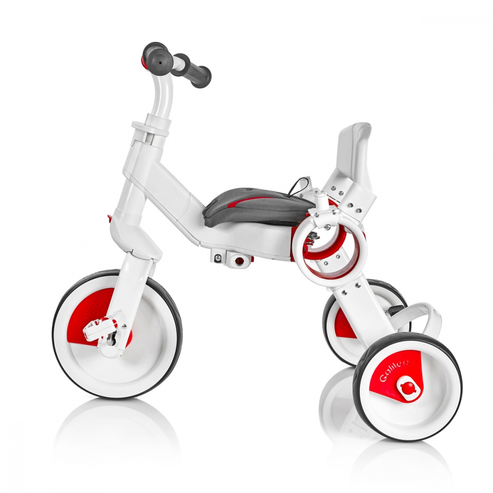Tricicleta pliabila Galileo Rosie