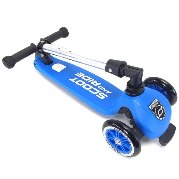 Trotineta Scoot Ride HighwayKick 3 Blue 3-6 ani