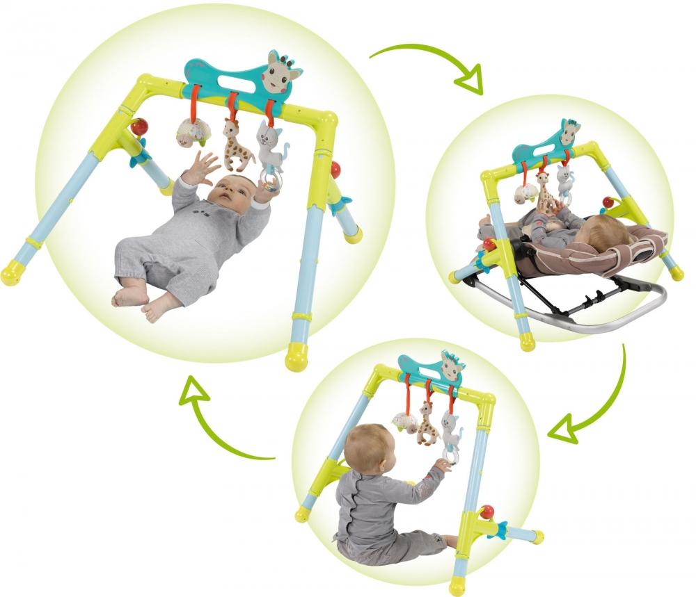 Arcada cu activitati pentru bebe Vulli