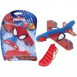 Avion din spuma poliuretanica Spiderman Eolo