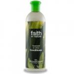 Balsam cu alge marine si citrice pt. toate tipurile de par Faith in Nature 400 ml