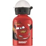 Bidon Sigg din aluminiu Cars Lightning McQueen 0.3l