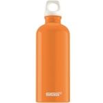 Bidon Sigg din aluminiu Fabulous orange 0,6L