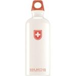 Bidon Sigg din aluminiu Swiss Shield 0,6L