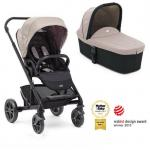 Carucior multifunctional 2 in 1 Chrome Khaki