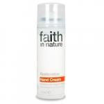 Crema de maini cu ulei de canepa Faith in Nature 50 ml