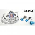 Diadema si set bijuterii Frozen