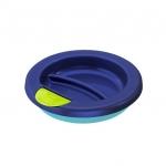 Farfurie termica 6 luni+ Blue perl Rotho babydesign