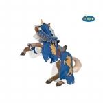 Figurina Papo Cal cabrat cu unicorn albastru