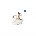 Figurina Copil pe lebada Papo