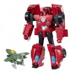 Figurine Transformers Activator Combiner Great Byte si Sideswipe