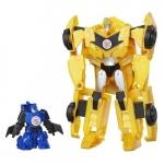Figurine Transformers Activator Combiner Stuntwing si Bumblebee