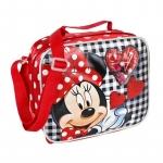 Geanta de pranz cu recipiente colectia Minnie Mouse