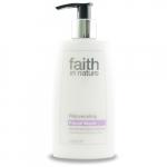 Gel de curatare a fetei cu aloe vera Faith in Nature 150 ml